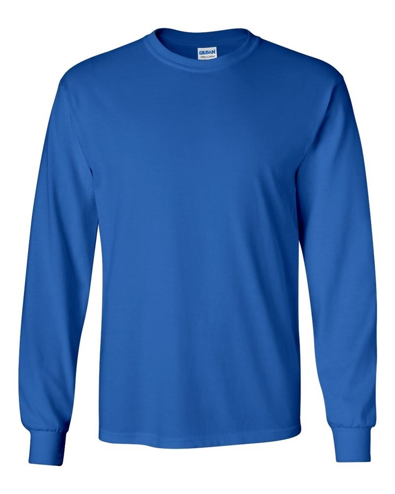 Gildan Long Sleeve Youth