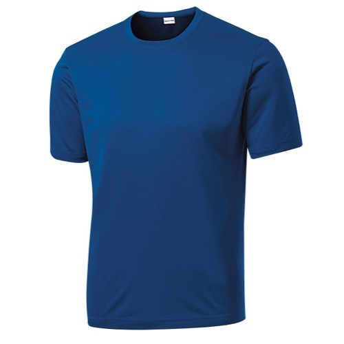 Sport Tek ST350 Dri Fit-Style Short Sleeve Youth