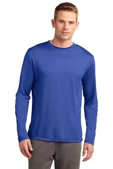 Sport Tek ST350 Dri Fit-Style Long Sleeve Adult